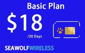 Seawolf Wireless $18 Calling Card
