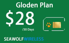 Seawolf Wireless $28 International Phonecard
