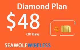 Seawolf Wireless $48 International Phone Card
